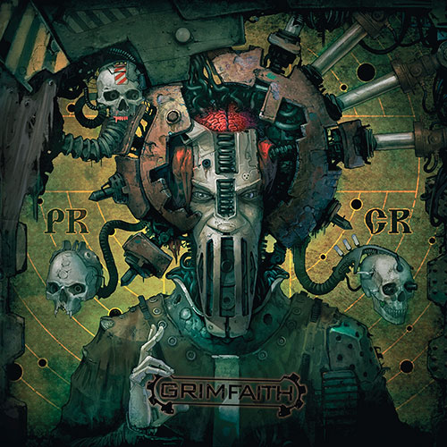 Вышел новый альбом GRIMFAITH - Preacher Creature (2013)